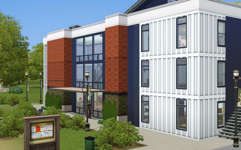 Blog  Community  The Sims 3 ~ 164505_Sims 3 Dorm Room Ideas