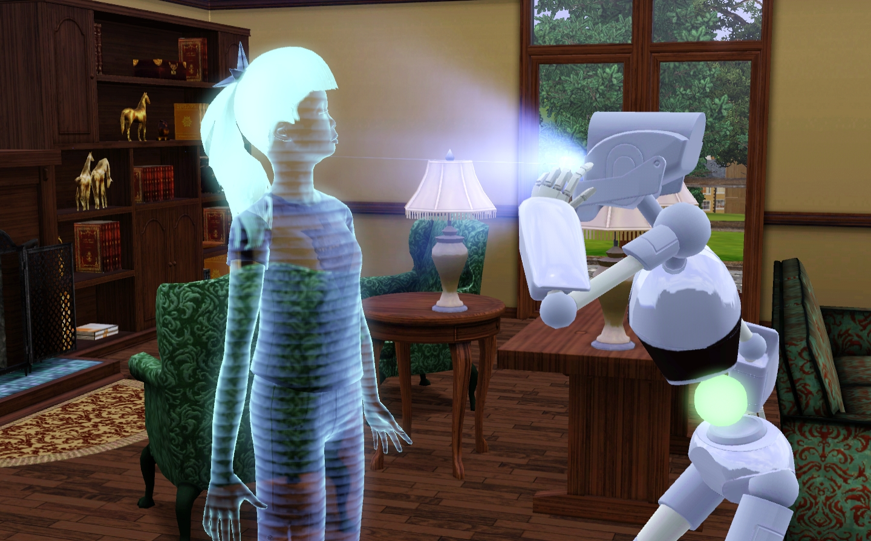 Blog - Fællesskabet - The Sims 3