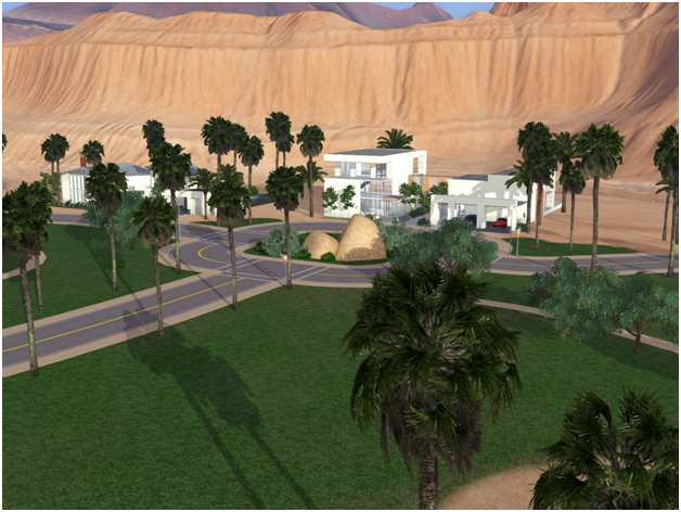 sims 3 lucky palms gold free download