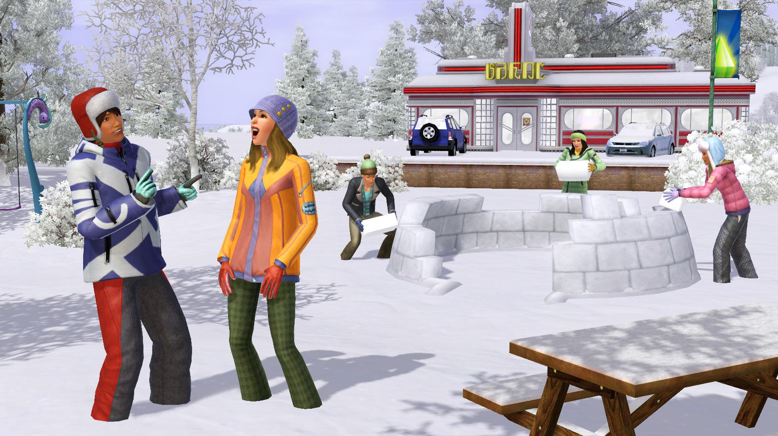 Seasons nude sims 2 trainer the