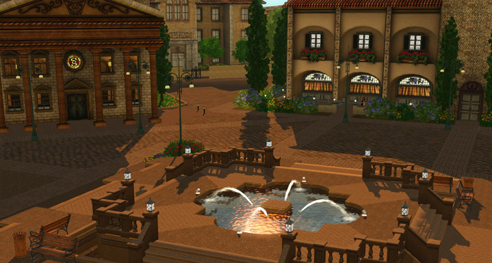 News and events community the sims 3 for Montevista com