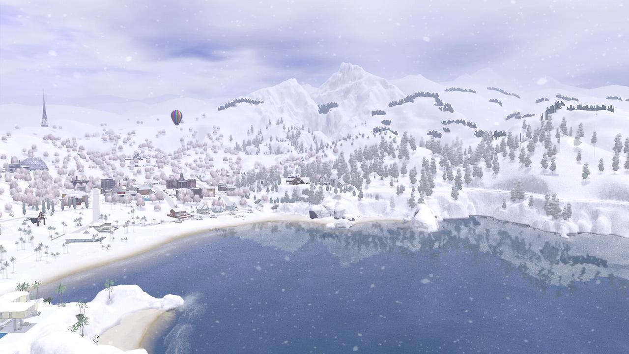 סימס  עונות להורדה (The.Sims. Seasons)