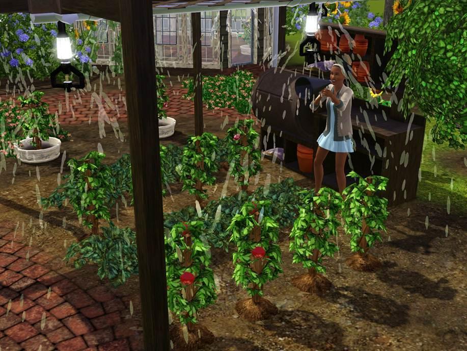 The sims 3 recap pagina 4 the sims italian for Indoor gardening sims 4