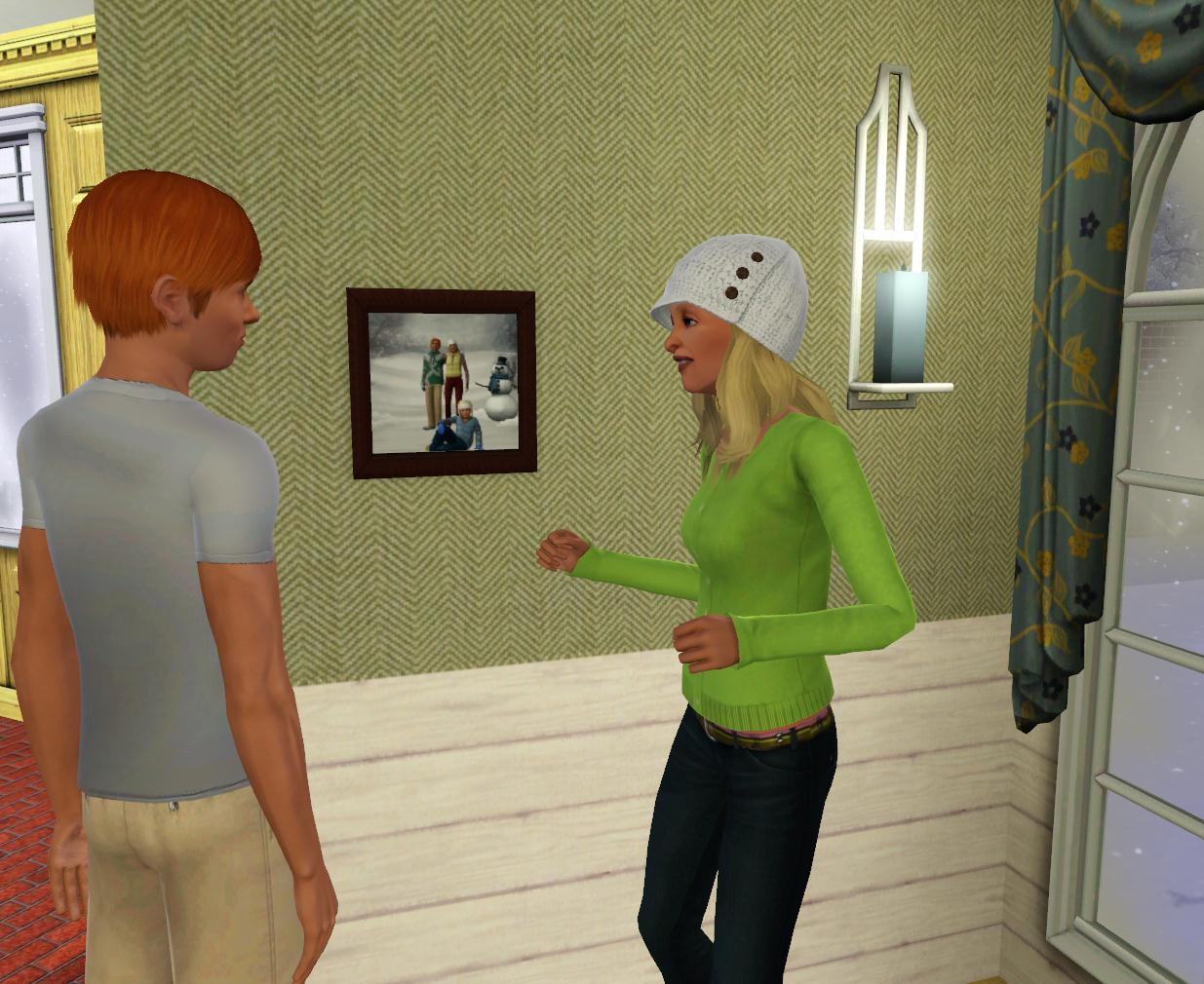 The Sims 3 Årstiders storhelgsblogg