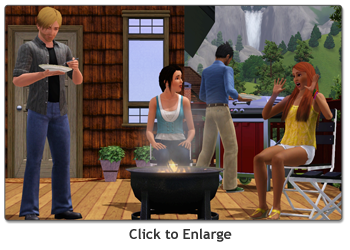 The Sims 3 Ambitions Expansion Pack