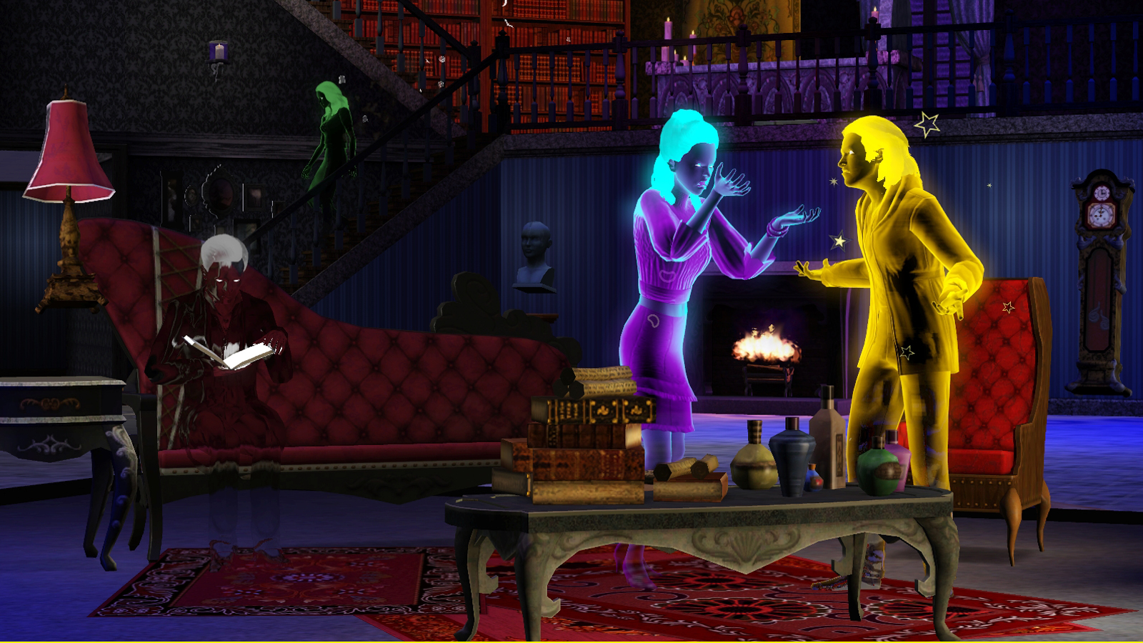 sims 3 dating ghost Okay, so i've heard you can have ghost babies on the sims 3 i had my guy (trevon), take a tombstone of a girl (i used to play her but she died ) his age into his inventory.