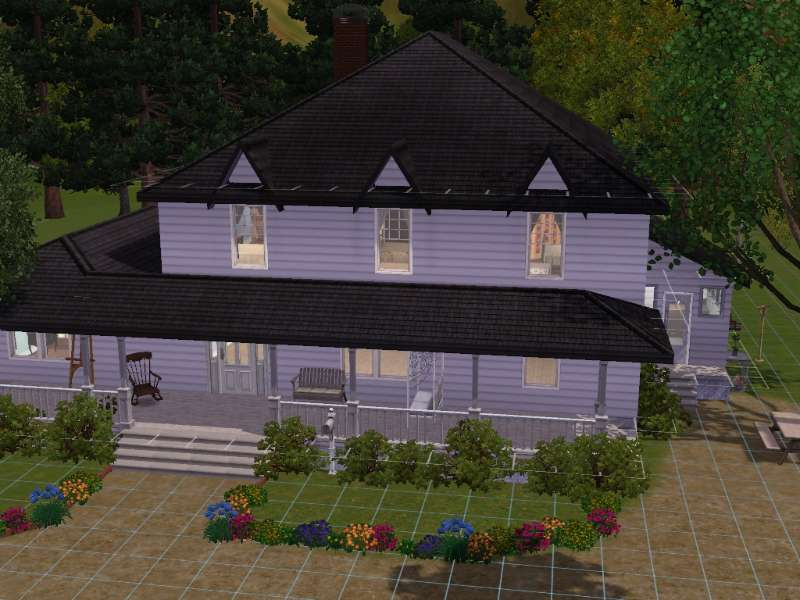 The waltons house by mobilemeg94 the sims forums screenshotoriginalg malvernweather Gallery