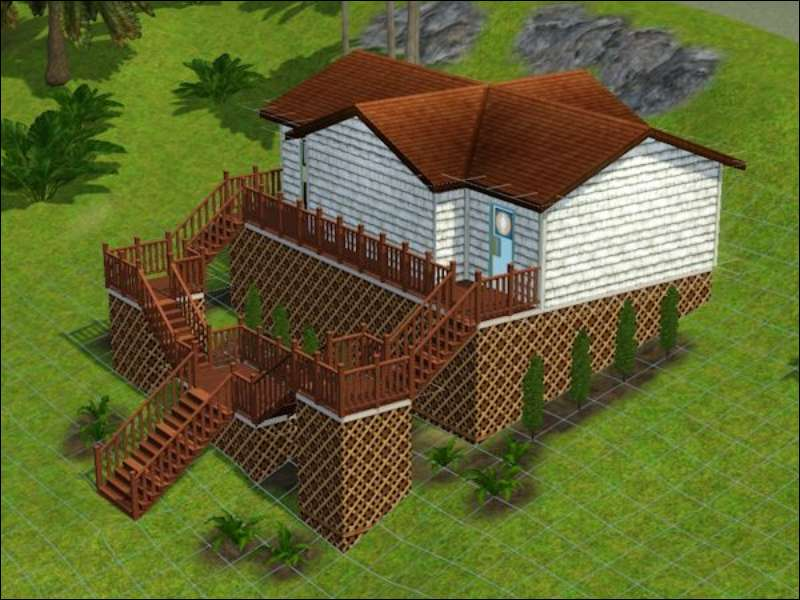 How Do I Use Sims  Foundations On Build Mode