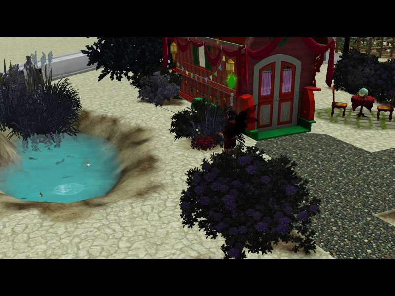 how to catch deathfish sims 3