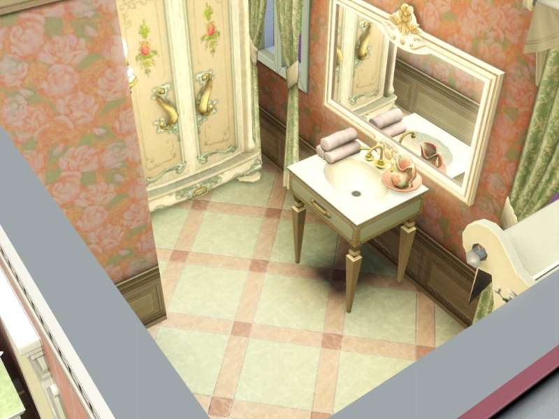 New Pg 5 Island Castle Wip Storybook Victorian Page 4 The Sims Forums
