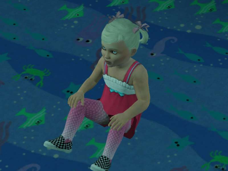 Pregnant Mermaid!(and other IP family pics) — The Sims Forums