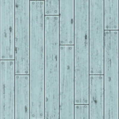 Parquet bleu ciel by christlau the exchange community - Parquet flottant bleu ...