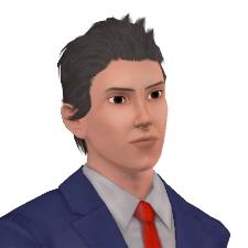Phoenix wright dating sim