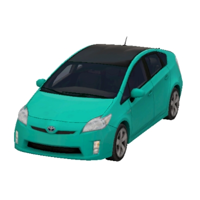 Toyota Prius By Yvelia The Exchange Community The Sims 3