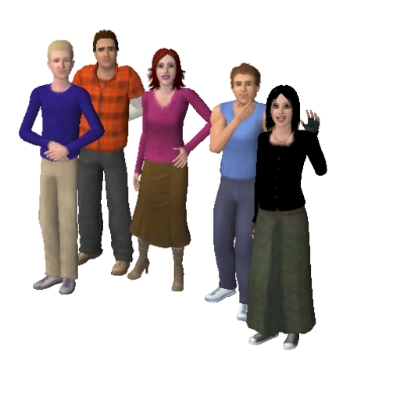 The Breakfast Club By Rhoc The Exchange Community The Sims 3