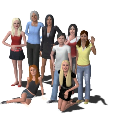 how to create a new sim on sims 3