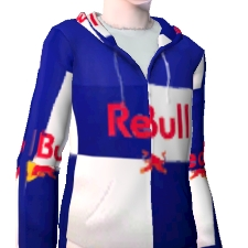 Red bull hoodie by Lilq156 - The Exchange - Community - The Sims 3
