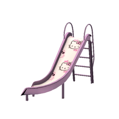 toboggan hello kitty by greatbacala the exchange community the sims 3
