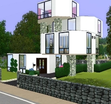Octagon House - A Marvelous Modern by racncone123 by racncone123 ...