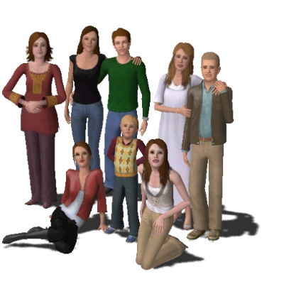 how to move a family in sims 3 ps3
