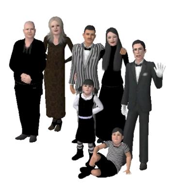 how to take family photos sims 3