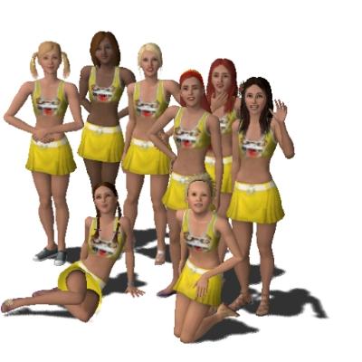 And download hot teen cheerleader