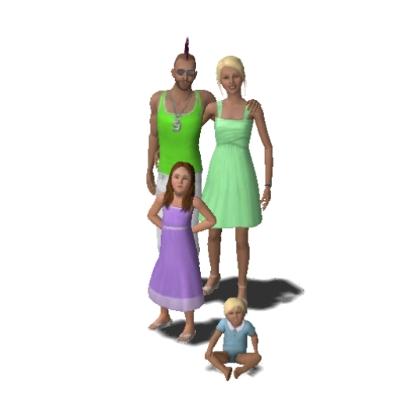 johansen af slikepind - The Exchange - Fællesskabet - The Sims 3