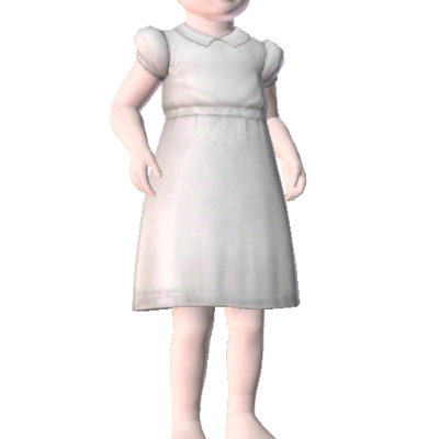 White Toddler Formal Wear By Kayla9597 The Exchange Community