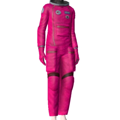 Pink Space Suit (page 3) - Pics about space
