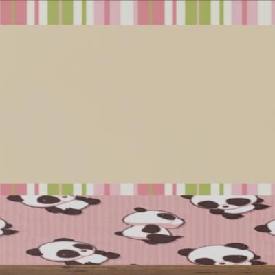 Pink Panda Wallpaper By XMiraclex37