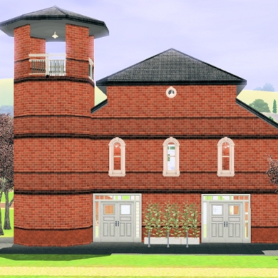 EA Makeover - Riverview Gym by Loverdag - The Exchange