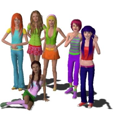 Winx Club By Neodinomaz The Exchange Community The Sims 3