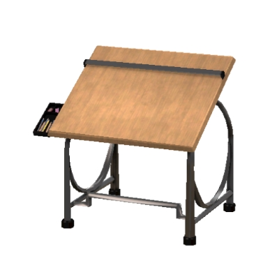 Styling Drafting Table