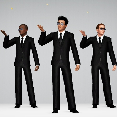 Men In Black Suit By Jmelo By Jmelo777 The Exchange