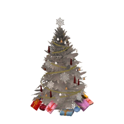 Sims 3 Christmas Tree.Christmas Tree By Burritocow The Exchange Community