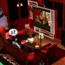 luxus tv weihnachten von erlkoenigin1308 der exchange. Black Bedroom Furniture Sets. Home Design Ideas