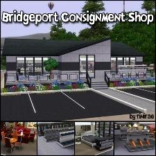 Bridgeport Consignment Shop v2 (No CC!) by rinirae - The