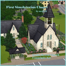 First Simsbyterian Church by socalkdl - The Exchange
