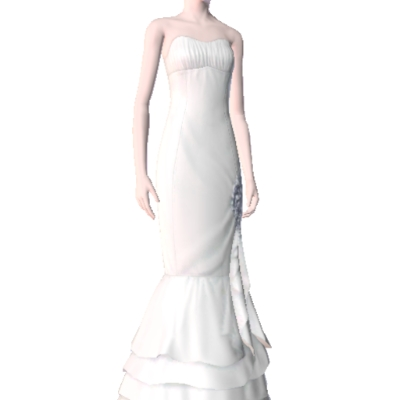 Brooke Davis Wedding Dress by crazy15 - The Exchange - Community ...