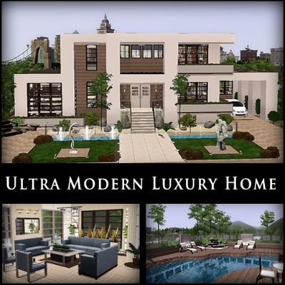 1 - Ultra Modern Luxury Homes