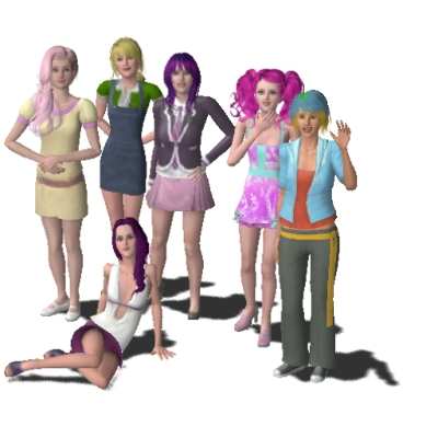 my little pony by shatora the exchange community the sims 3