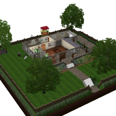House From Disney Channel's Good Luck Charlie by hihi26 - The