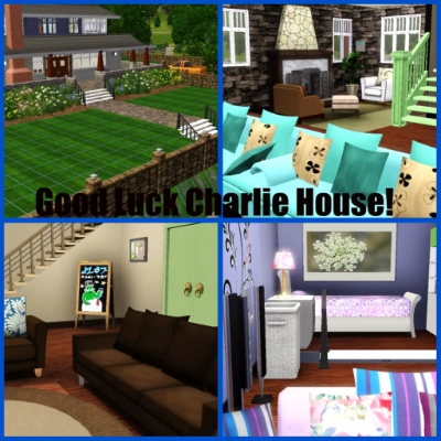 House From Disney Channelu0027s Good Luck Charlie By Hihi26   The Exchange    Community   The Sims 3 Part 51