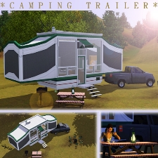 Camping trailer by estyle36 - The Exchange - Community ...
