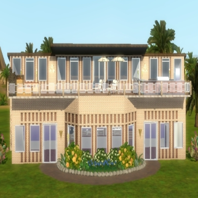 1 & Rumah Mewah by Dini60 - The Exchange - Community - The Sims 3