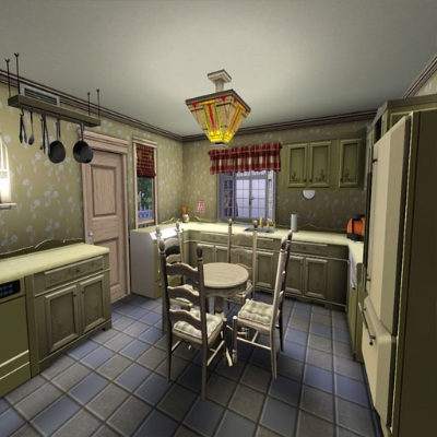 Pink Palace Apartments From Coraline By Zombie Pip The Exchange Community The Sims 3