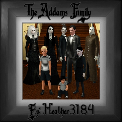 The Addams Family 2012 by The Addams Family 3