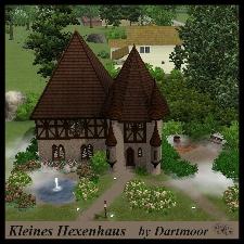 Kleines Hexenhaus Von Dartmoor Der Exchange Community Die Sims 3