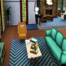 the duncan house good luck charlie by blualishous the. Black Bedroom Furniture Sets. Home Design Ideas