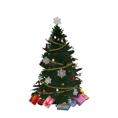 juletræ af prinsesse79 - The Exchange - Fællesskabet - The Sims 3